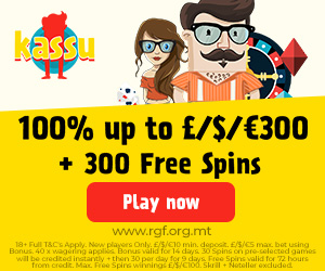 Latest bonus from Kassu